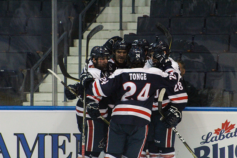 Men's hockey season preview: Colonials look to build from youth movement