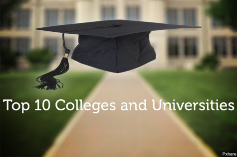 New report lists nation's top colleges and universities