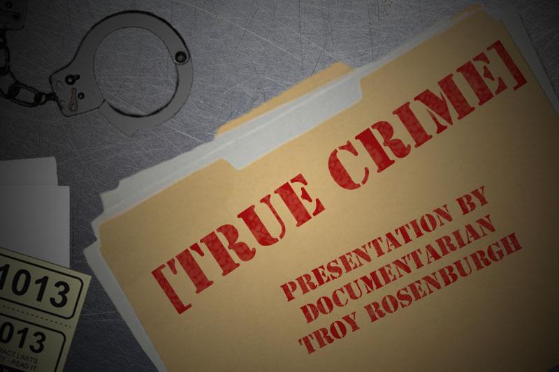 True Crime Graphic