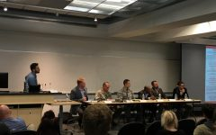 Documentary filmmaker holds 'True Crime' presentation and panel discussion