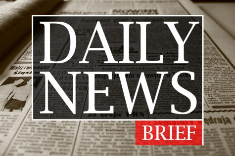 Daily News Brief (11/1)