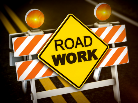 Weekend paving project to affect RMU traffic