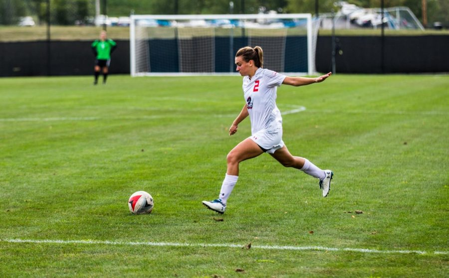 Jane Schleicher named NEC offensive player of the year