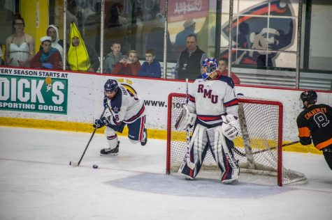 Preview: Colonials host the Purple Eagles