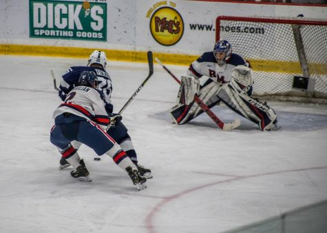 Preview: RMU men's hockey team looks to sink Lakers