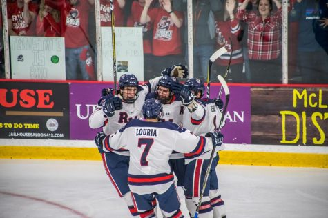 Men's hockey can't keep up as Nittany Lions drop Colonials