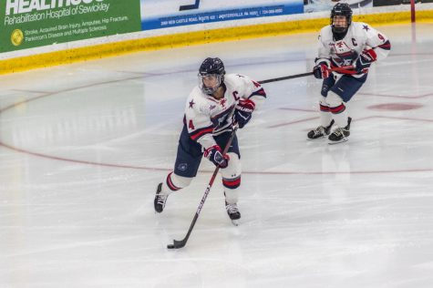 Colonials tie nationally ranked Cornell to end Thanksgiving series