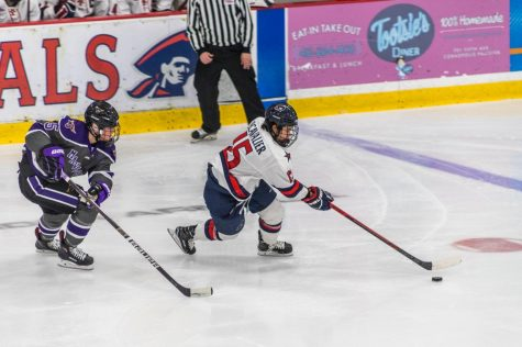 Preview: Women's hockey hosts Thanksgiving series against Cornell