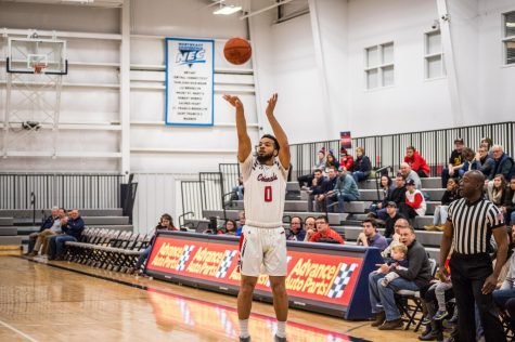 Colonials run away in second half for third straight home victory