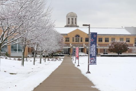 Winter comes to RMU in 2018