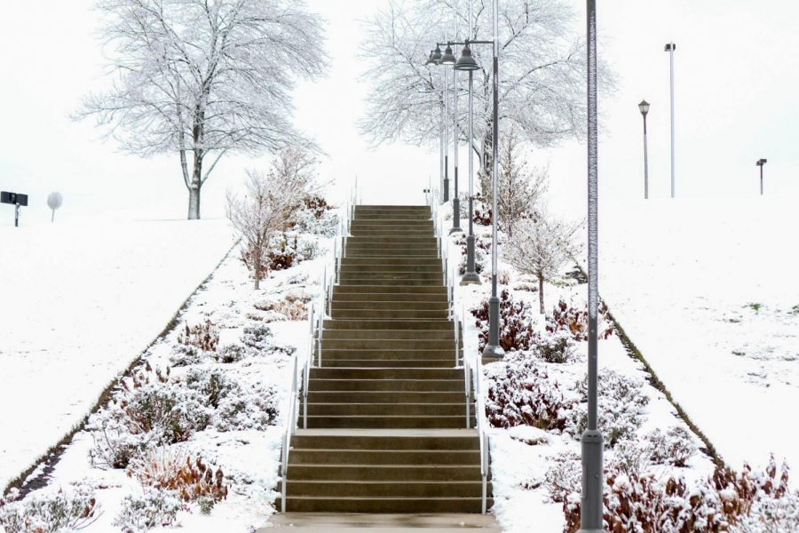 RMU prepared to tackle Winter Storm Harper