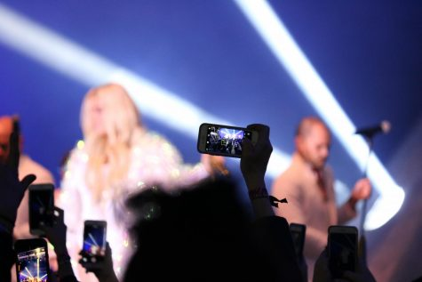 Stronger Than Hate Concert in Pittsburgh featuring pop star Kesha