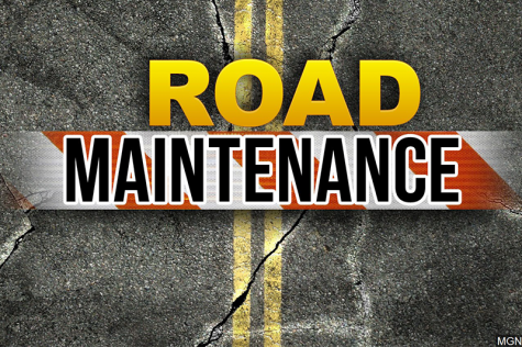 Weekend campus paving project, detours planned