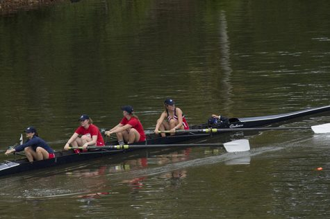 Rowing host first home regatta since 2009