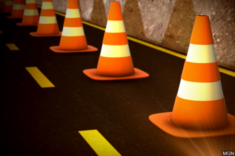 Route 837 East Carson Street Lane to close Monday night