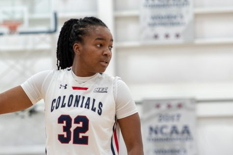 Colonials hope to turn beginning of season around