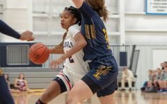 Dominant defense propels Colonials past Explorers