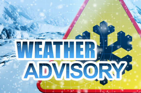 Freezing rain, snow and ice trigger Winter Weather Advisory