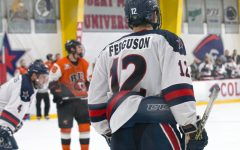 RMU alumni Ferguson called up to AHL