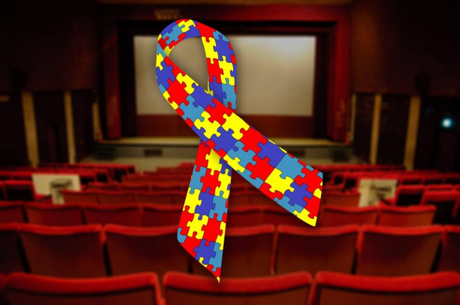Tull Family Theater hosts screenings for kids with special needs
