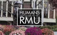 Humans of RMU: The underwater hockey player