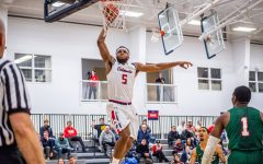 A near perfect Petteway propels the Colonials to second straight win