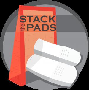 Stack the Pads: Michaela Boyle
