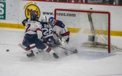 Preview: Men's hockey hopes to climb conference standings against Holy Cross