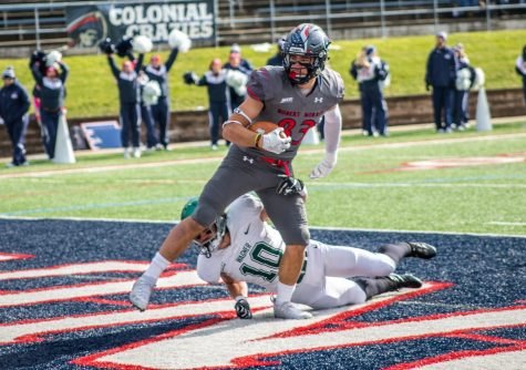 RMU's Matthew Gonzalez one of four NEC players named AP FCS All-American