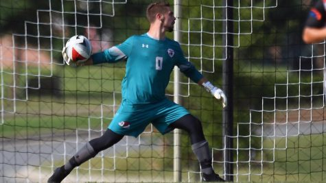 Gardner-Webb goalkeeper Glorioso to transfer to RMU men's soccer