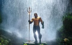 Jason Momoa as the DC hero Aquaman. Warner Bros.