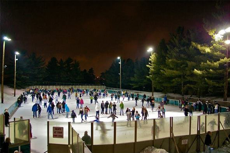 Photo Credit: (Facebook/Schenley Park Skating Rink)