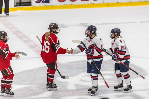 "Women's hockey looks to ""Lift the Mask"" on mental health"