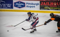 Colonials make statement in battle with Huskies
