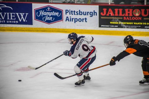 Falcons soar over Colonials in OT