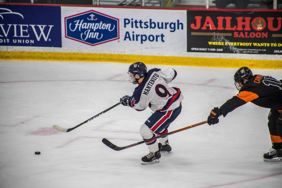 Preview: Men's hockey hosts Bentley searching for answers