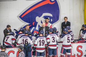 RMU men's hockey releases schedule, no Three Rivers Classic in 2019-2020