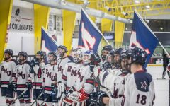 Men's hockey preps for Sacred Heart