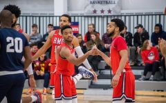 Men's basketball releases jammed packed schedule