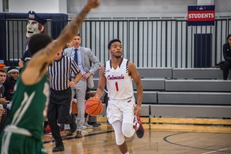 Weekend Preview: Men's basketball hits the road looking to redeem themselves after loss to LUI Brooklyn