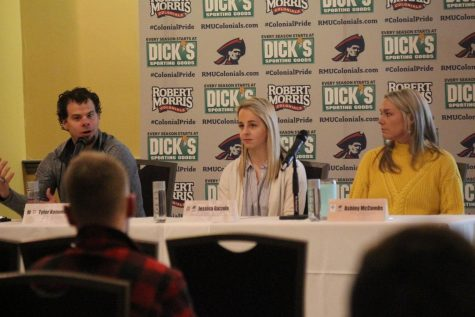 Cavanagh hosts mental health awareness panel