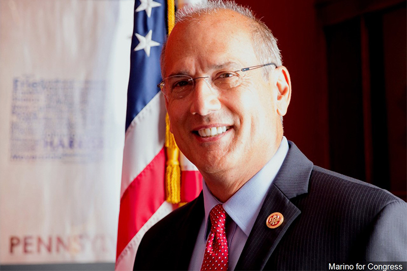 Tom Marino is an American politician and attorney. He is currently serving his fourth term as the U.S. Representative for Pennsylvania's 10th congressional district, Photo Date: 7/17/14. Photo Credit: (MGN Online)
