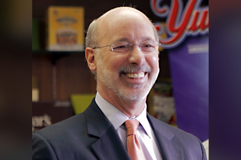 Tom Wolf inaugurated as governor for second term