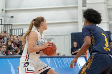 Women's basketball dominates Fairleigh Dickinson
