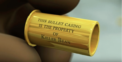 Killer Bean Bullet Casing