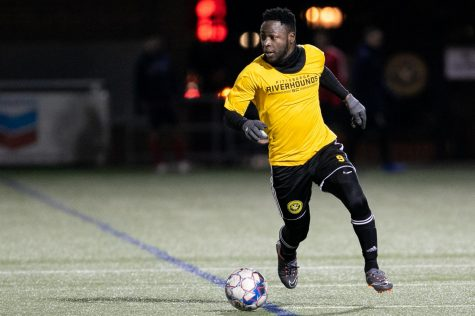 Riverhounds SC continues winning ways against Hartford