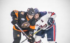 Men's hockey readies for rival RIT