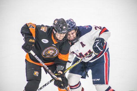 Men's hockey readies for rival RIT