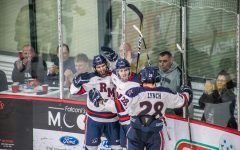 Preview: Men's hockey travels to Holy Cross