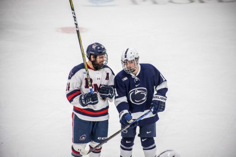 Preview: Men's hockey looks to get back on track against Sacred Heart